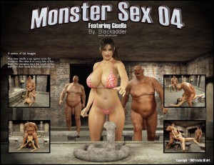 Секс с монстрами 4 [49]