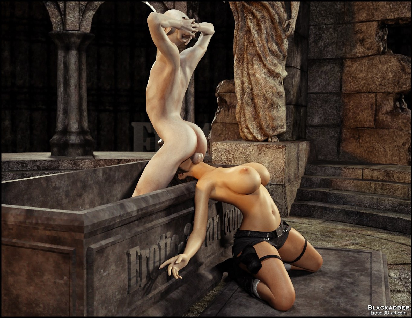 Monster gegen tomb raider porn tube sex picture