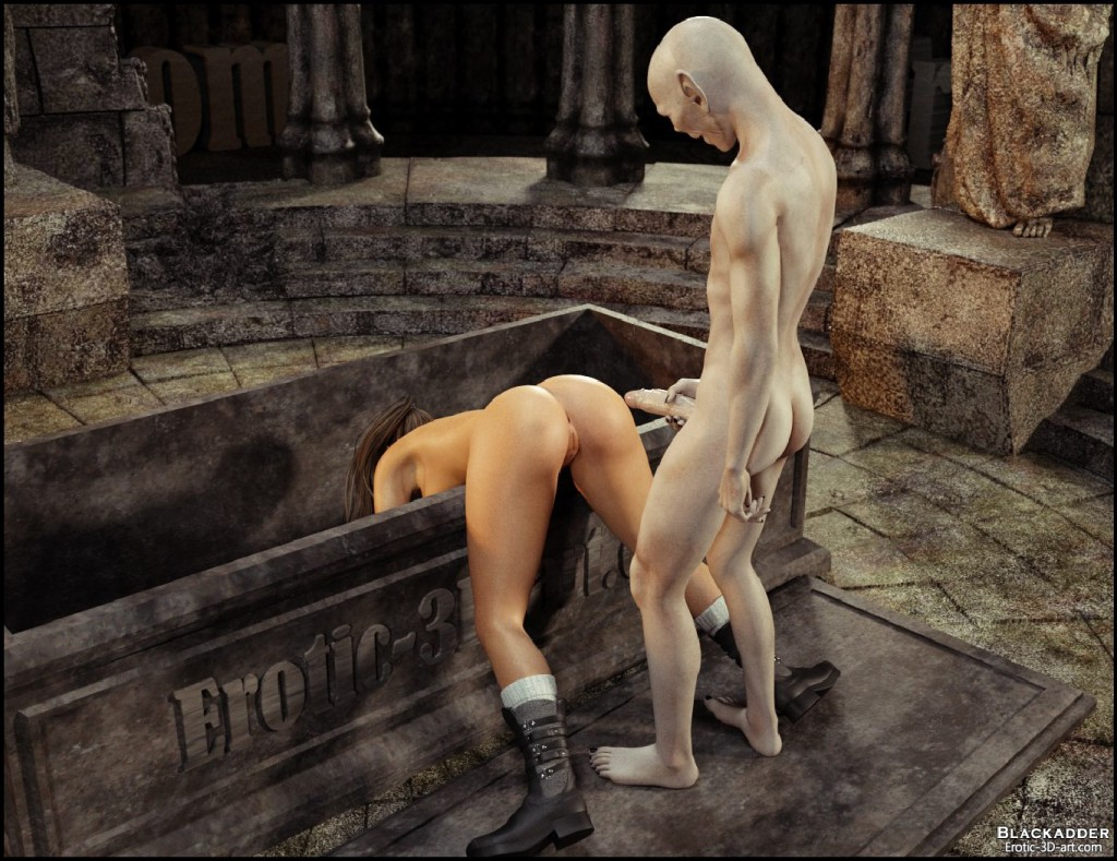 Lara croft getting fucked by vampire video sex photo
