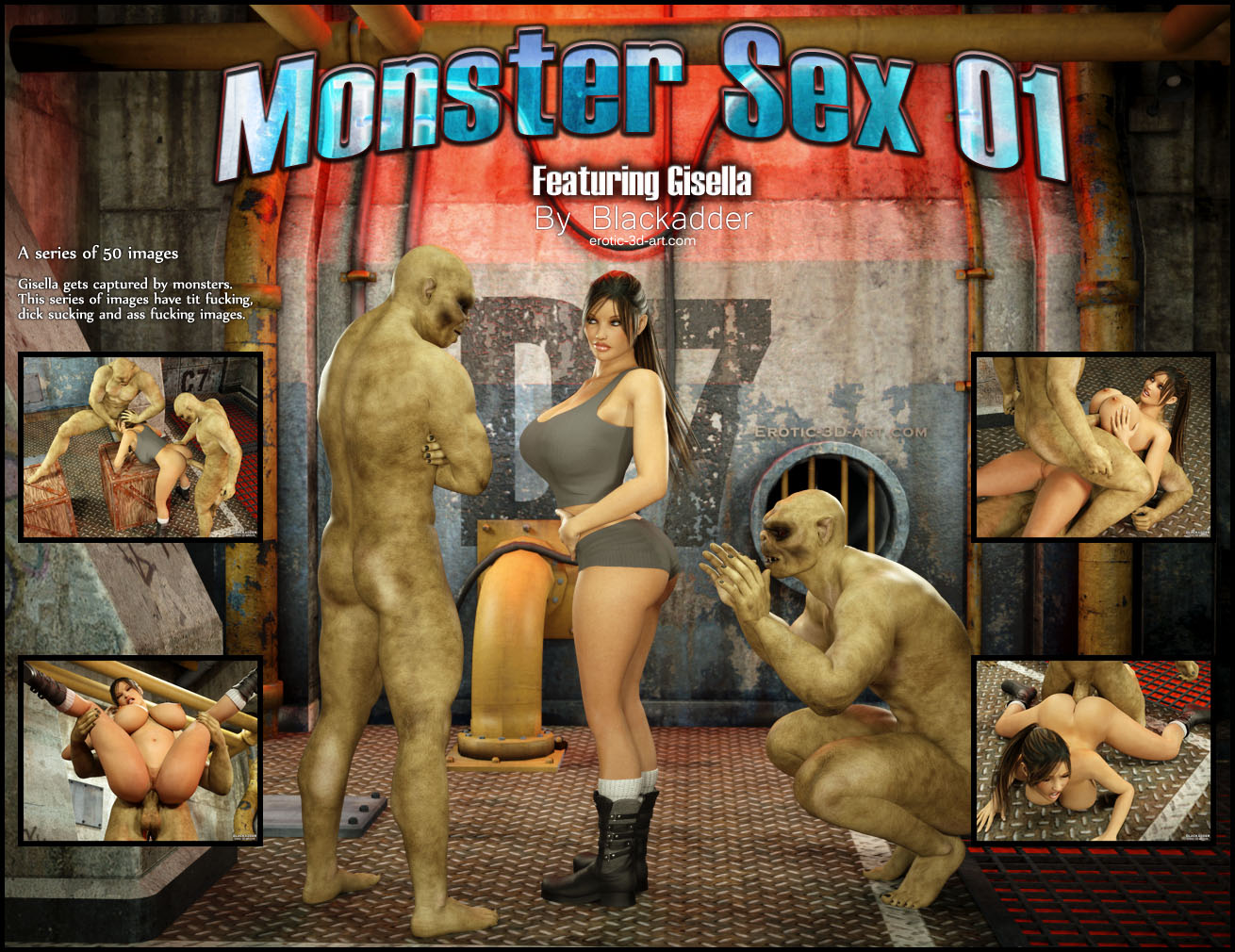 Cartoon monster sexy video downloadings cartoon scene