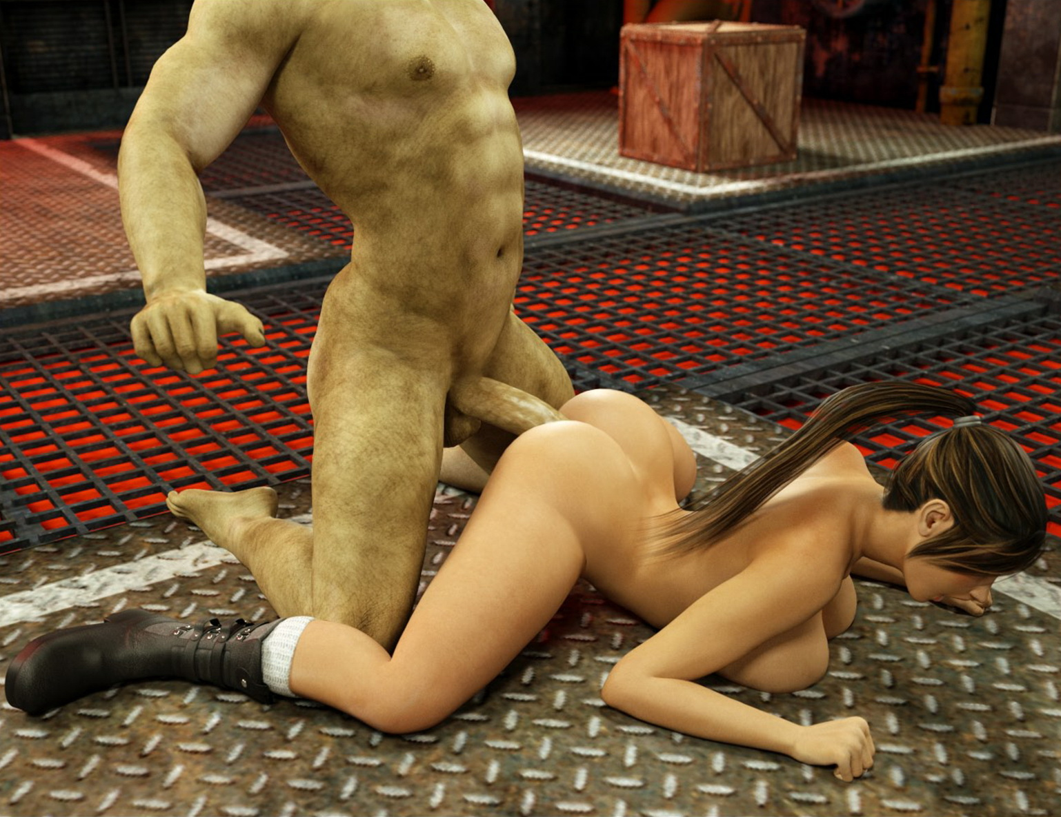 Sex cartoons 3d monster photo smut scenes
