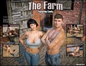 Ферма - прокачиваем Кэнди