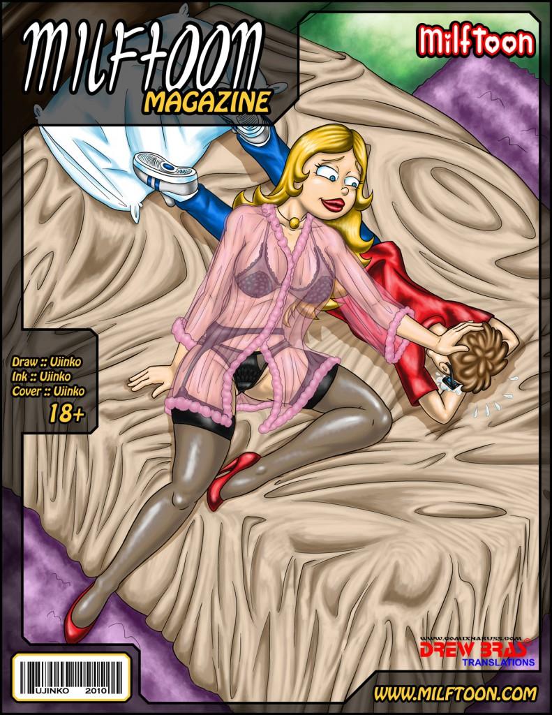 Американские порно комиксы