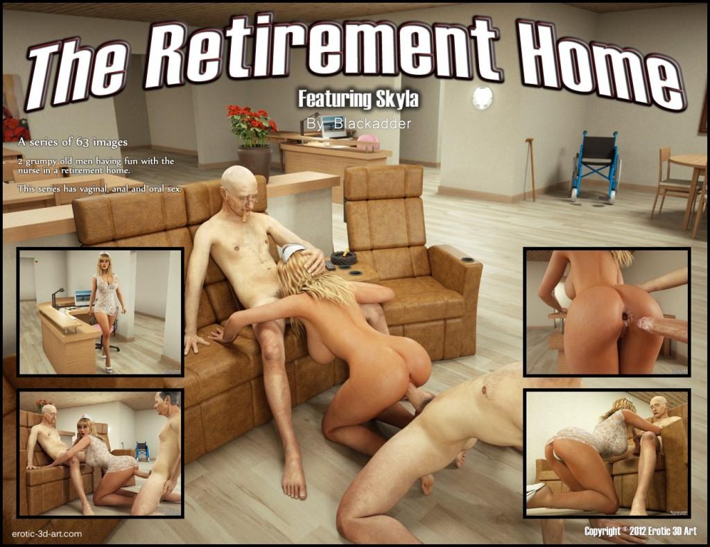 Дом прсторелых порно фото 509-802