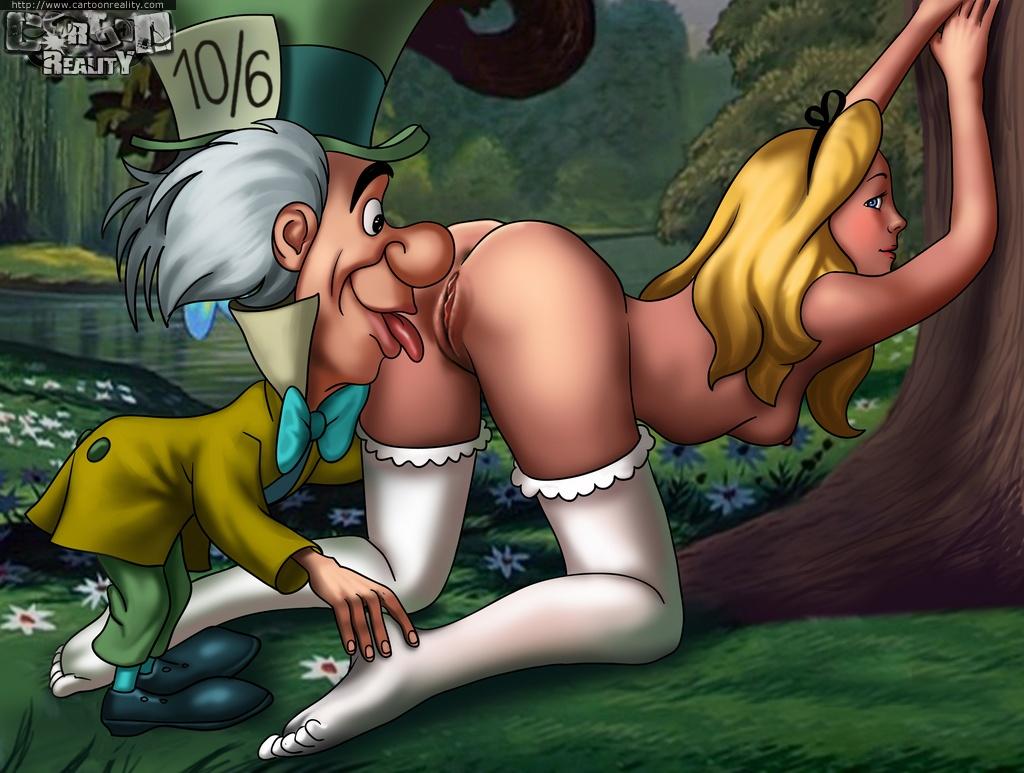 Алиса сиськи мульты порно