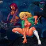 Cartoon Reality - Buffy 01