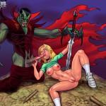 Cartoon Reality - Buffy 22