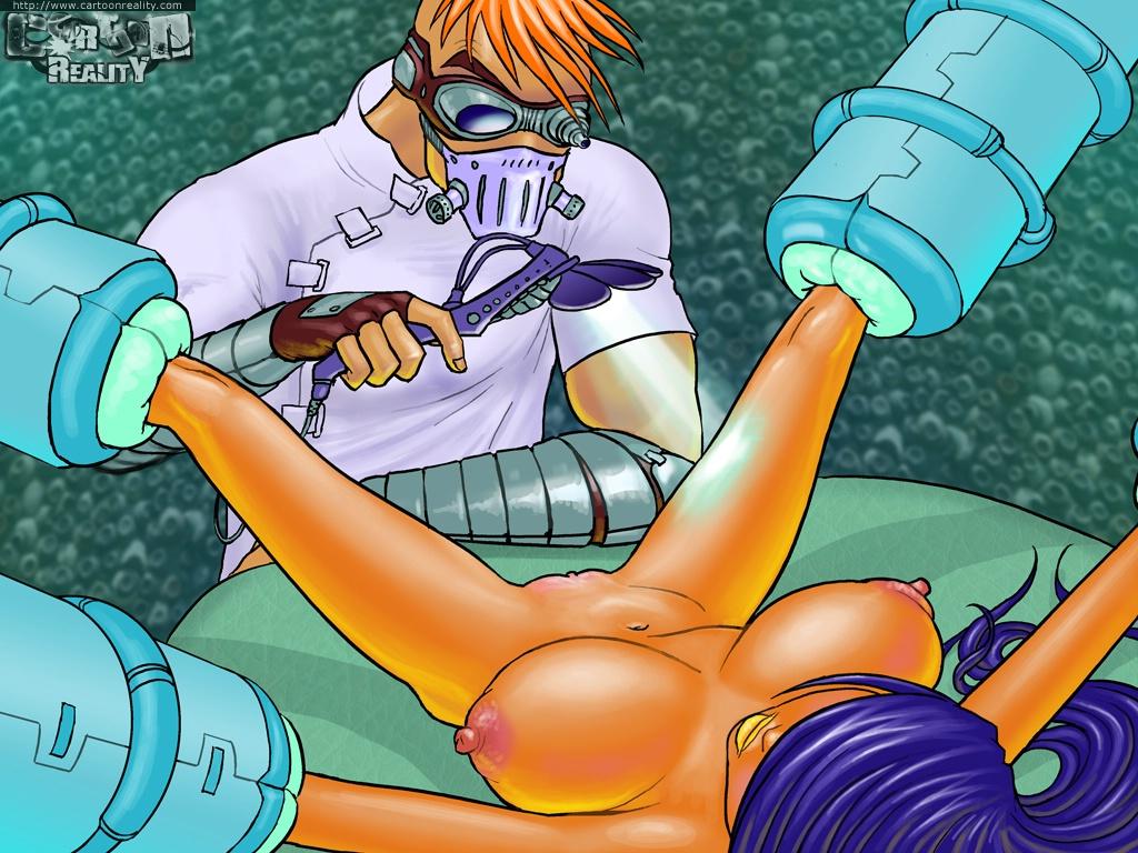 Cartoon Reality - Comix 01