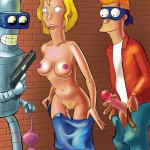 Cartoon Reality - Futurama 21