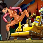 Cartoon Reality - Futurama 34