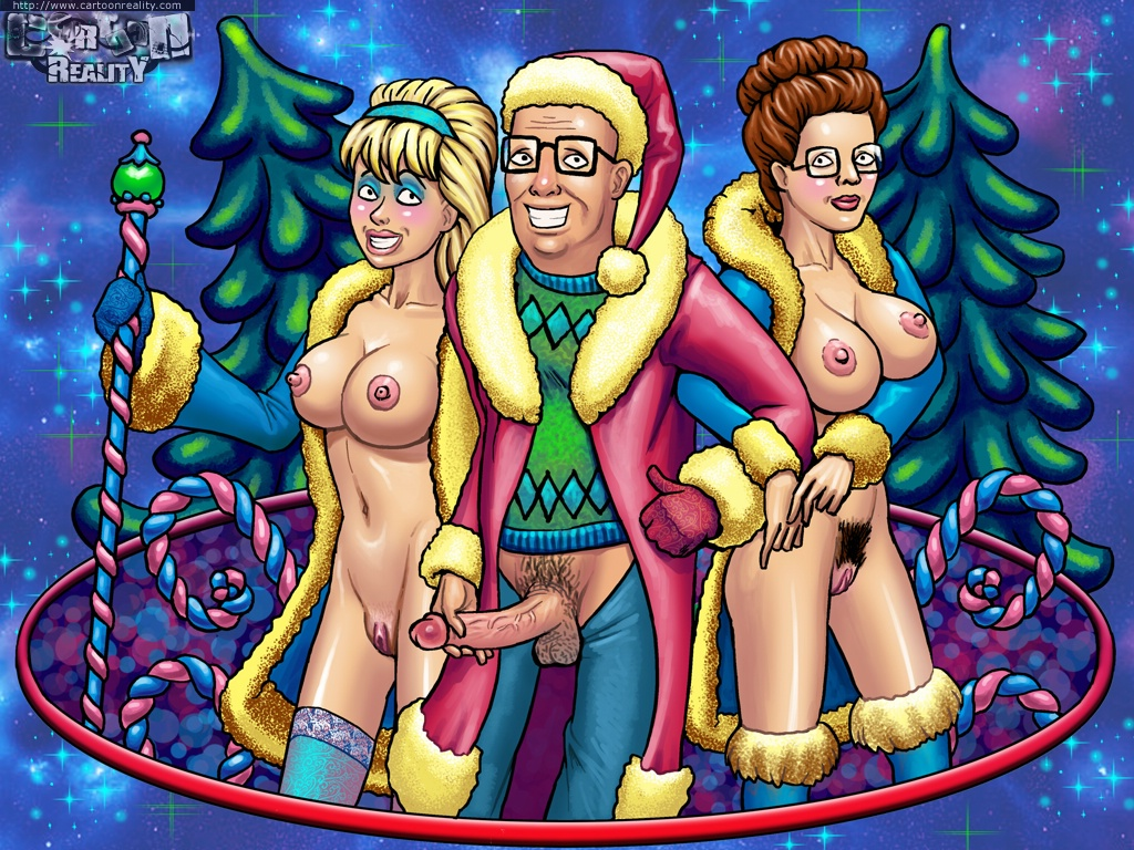 Cartoon Reality - King of the Hill 01