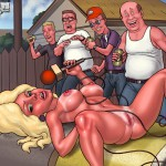 Cartoon Reality - King of the Hill 15