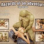 The Hazards of an Adventuress 3-1