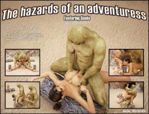 Опасности авантюристки [54]