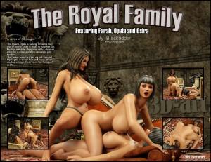 Королевская семья [52]