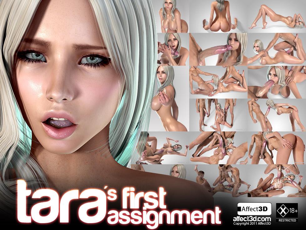 Тара первое задание порно