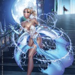 cinderella___from_fairy_tale_fantasies_2012_by_j_scott_campbell-d4iyj9p