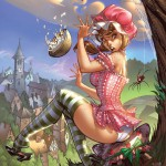 little_miss_muffet_by_j_scott_campbell-d2z2p2e