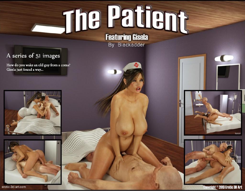 Порно медсестры 3 д
