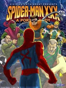 Spider man xxx. [9]