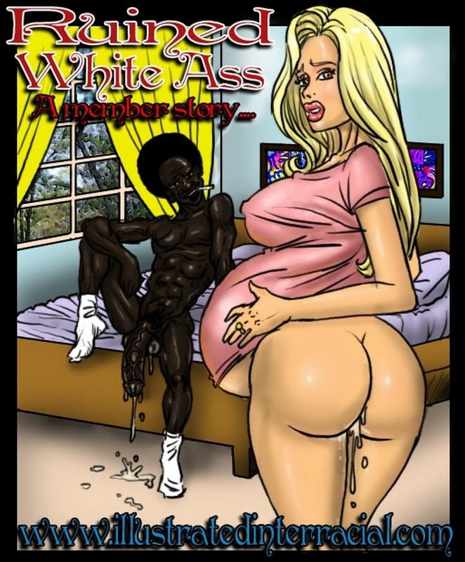 Порнокомиксы про большие чернные члены