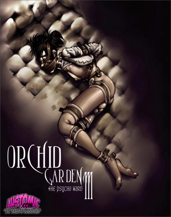 Порно комиксы дикая орхидея фото 415-58
