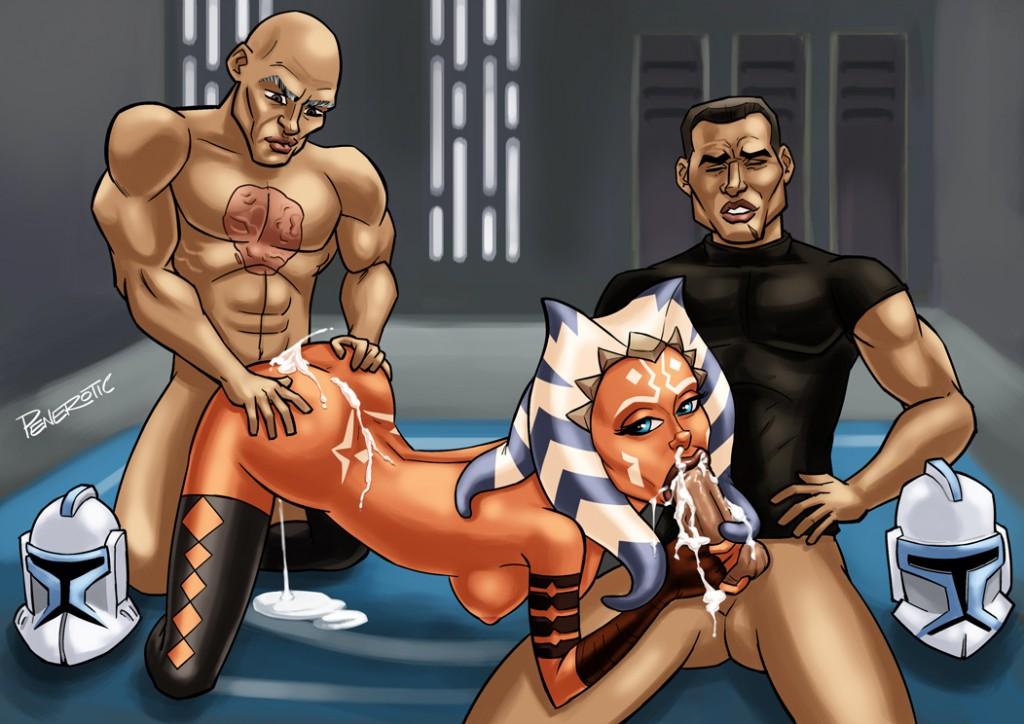 Звездные войны порно википедия