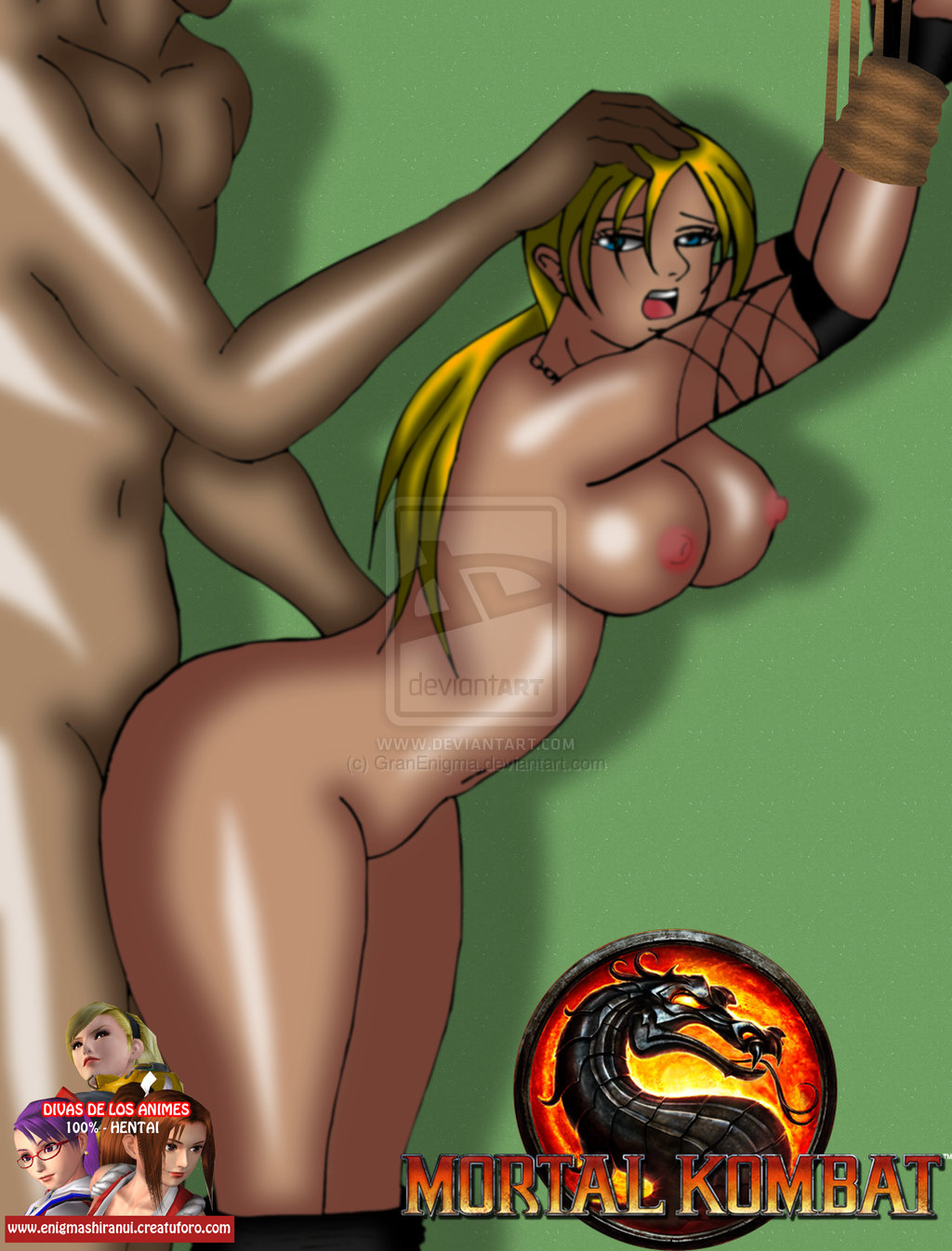 Sonya blade of mortal kombat porn sex gallery