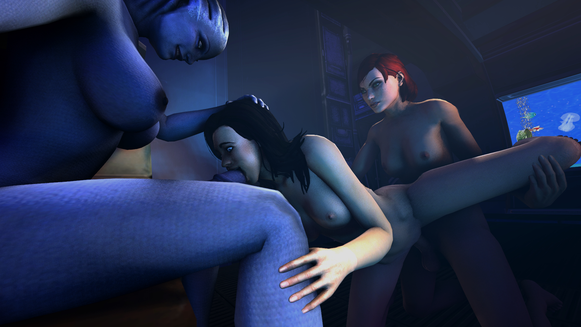 Mass effect nude patch nudeskins net porn videos