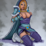 1247282-DOTA_2-Rylai_Crestfall-Rylai_the_Crystal_Maiden-hawttu