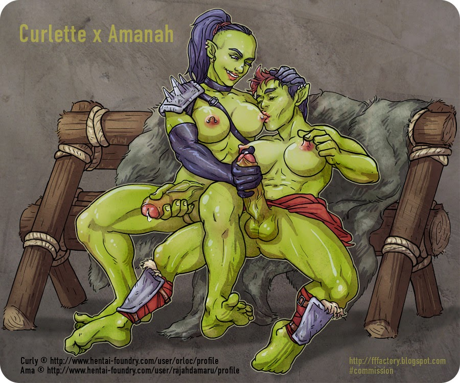 World of warcraft orc porn