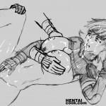 192377-Meryl_Silverburgh-Metal_Gear_Solid-Resident_Evil-comic