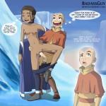 200499-Aang-Avatar_the_Last_Airbender-BadassGuy-Katara