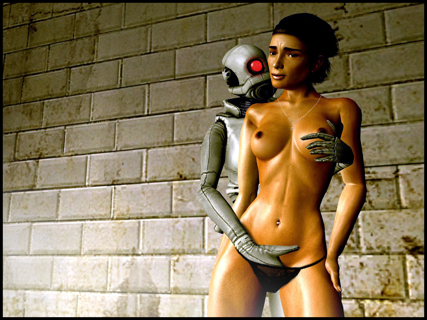 Half - life erotic exploited photo