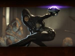 Сборка Mass Effect 2.