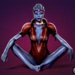 NSFW_Gamer_Catfight_Mass_Effect_Samara_by_MadSpike