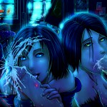 1408261 - Bioshock Bioshock_Infinite Elizabeth Razeal99 eleanor_lamb