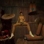 7701 - Alyx_Vance Half-Life Half-Life_2 gmod