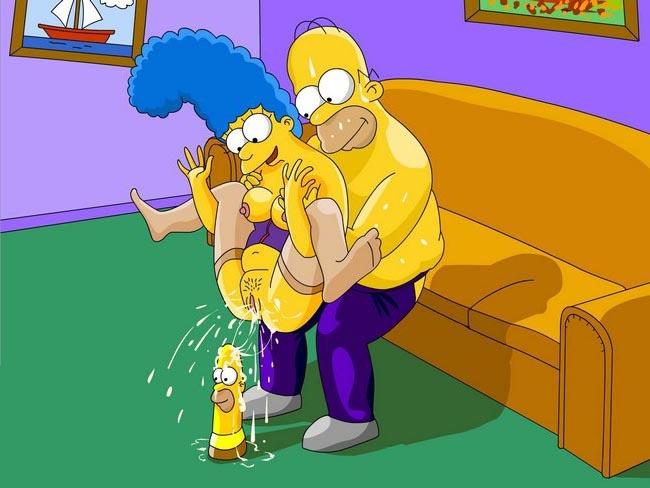 Симпсони порно видео смотреть онлайн