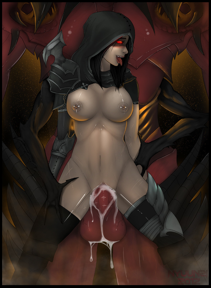 Diablo 3 lilith naked adult galleries