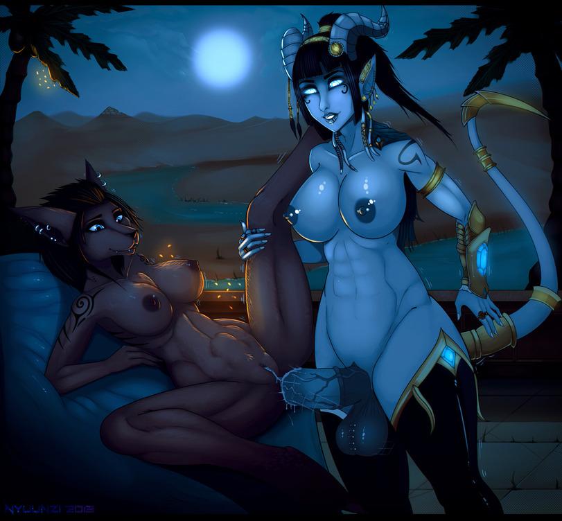 Порно картинкы вов