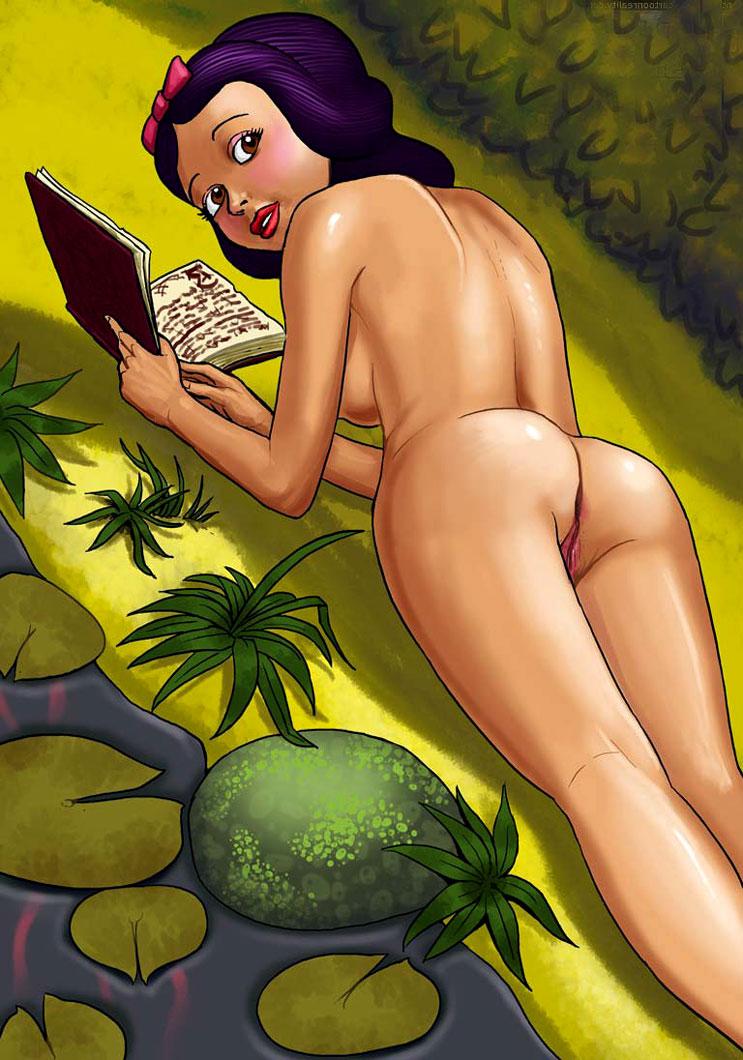 скачать еротический мультфильм про белоснежку
