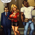 Большой ремонт - порно комикс (comixhere.xyz) (3)
