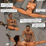 изнасилование Лары в гробнице! (comixhere.xyz) (2)