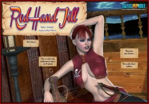 red hand Jill [32]