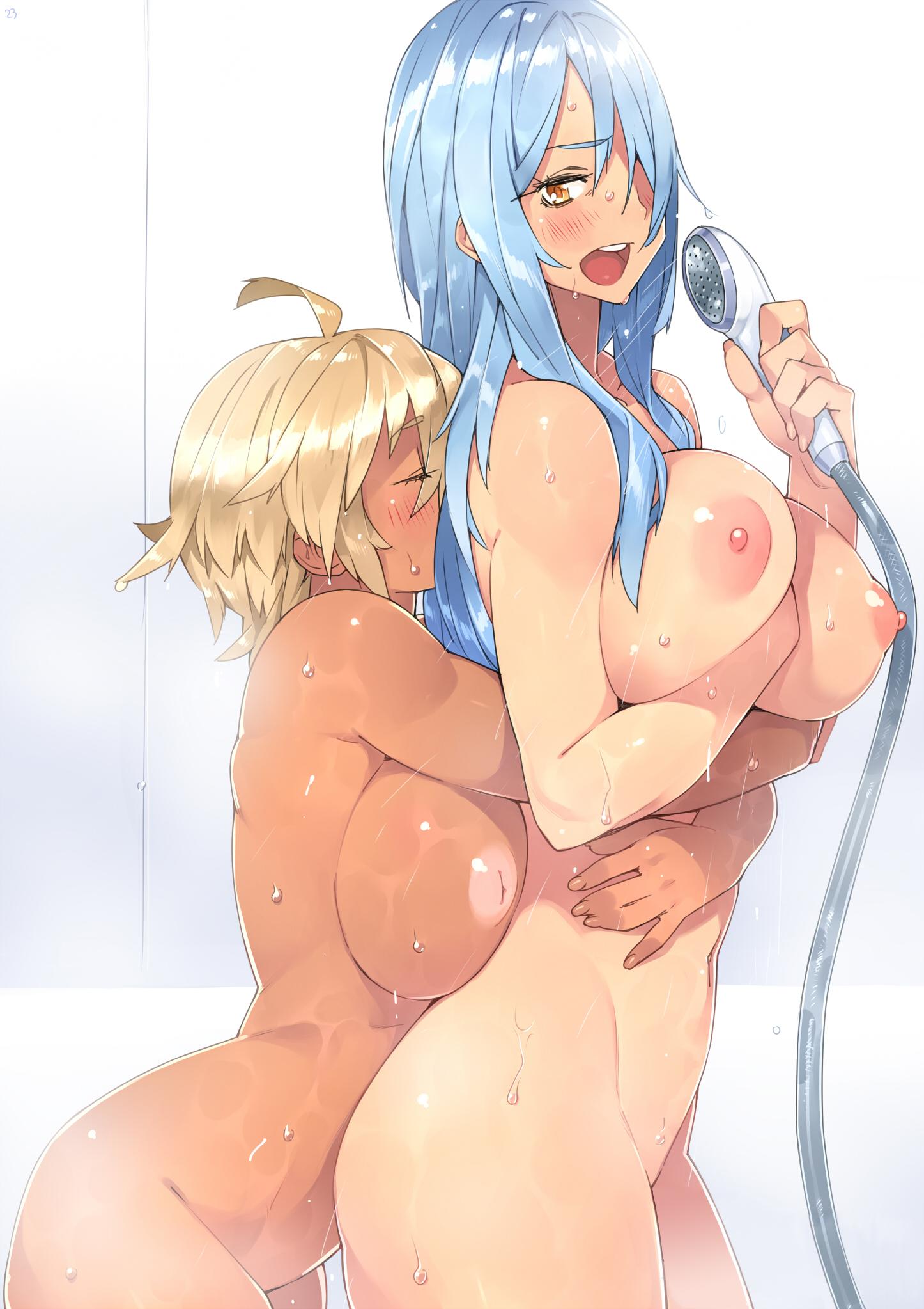 Anime dragoness huge breasts futanari xxx gallery