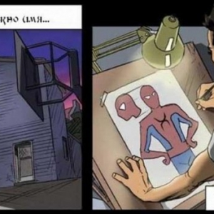 Человек-паук Spider-man XXX. (comixhere.xyz) (4)