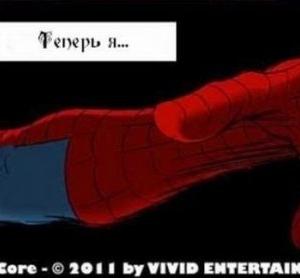Человек-паук Spider-man XXX. (comixhere.xyz) (5)