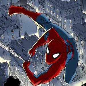 Человек-паук Spider-man XXX. (comixhere.xyz) (6)