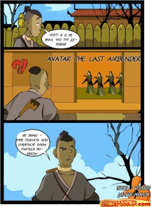 AVATAR THE LAST AIRBENDER [30]
